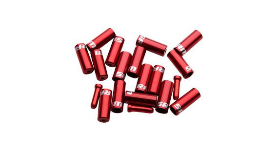 SRAM kabelende-kit rød